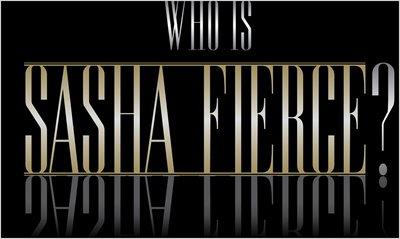 Who Is Sasha Fierce?