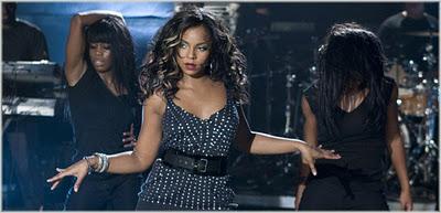Ashanti Performs On Soundcheck