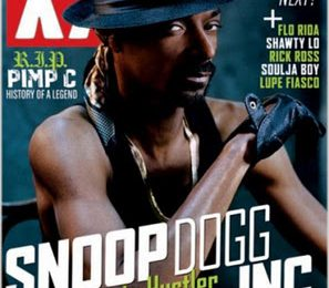 Snoop Dogg Covers XXL