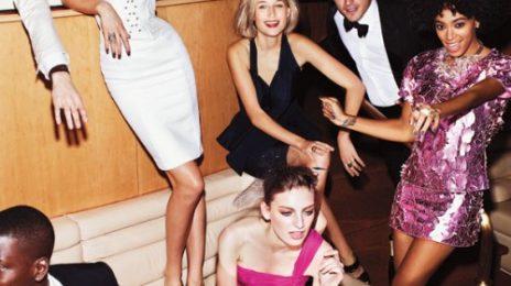 Hot Shot: Solange Does Harper's Bazaar