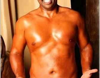 Steve Harvey Unveils New Body