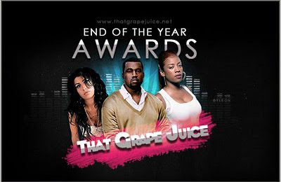 That Grape Juice: End Of Year Award Winners!