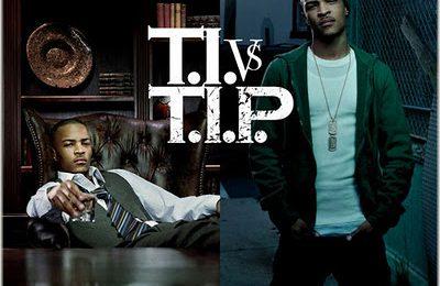 T.I. Vs T.I.P Cover