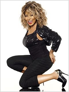 Tina Turner Talks Beyonce, Aretha & Ike
