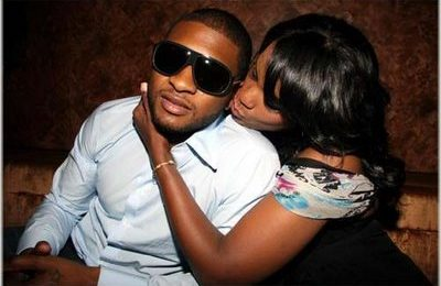 Usher & Tameka Expecting Again?
