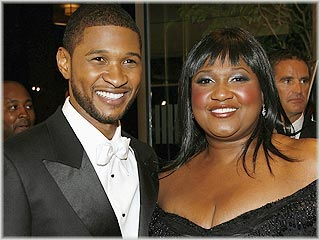 "Usher's Mom: ""New Baby Is A Blessing"""