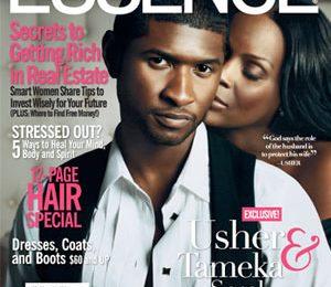 Usher & Tameka Cover Essence