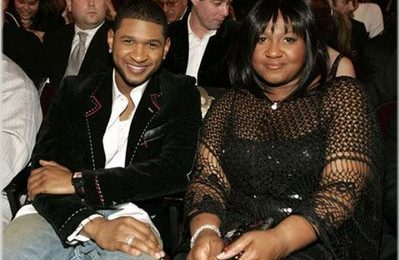 Usher To Re-Hire Mother?