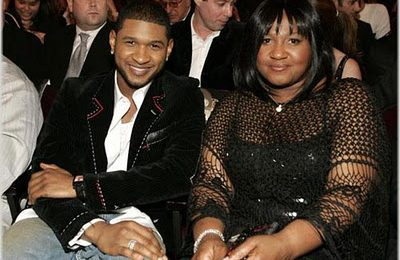 It's Official: Usher Fires His Mother