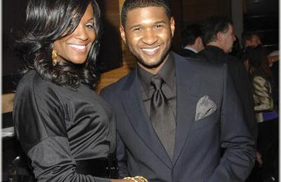 Official: Usher & Tameka Are Expecting