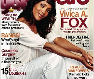 Vivica Fox Talks Plastic Surgery & More