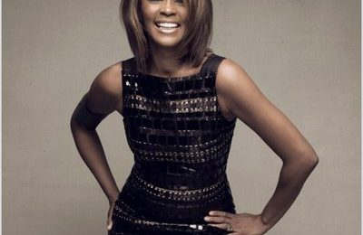 Whitney Houston Album Update