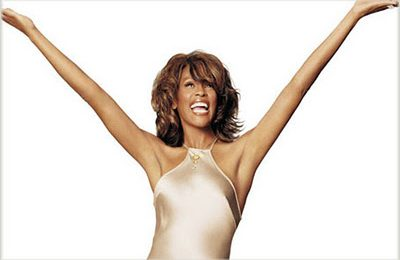 Whitney Shines At 'Comeback' Show