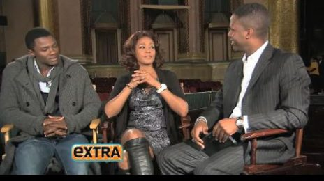 Whitney Houston Shines In EXTRA Interview