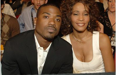 Whitney & Ray J Attend Vegas Fight Night