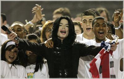 Michael Jackson Tidbit