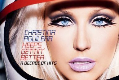 Christina Aguilera's 'Keep Gettin' Better - A Decade Of Hits' Cover & Track-listing