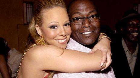 "Mariah Carey: ""Randy Jackson Is My New Manager"""