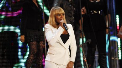 Watch:  Mary J. Blige Brings 'Love' To Fort Bragg