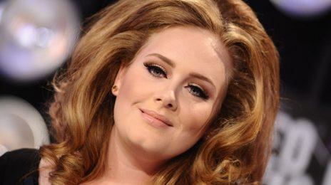 Adele Chokes Rihanna And Co On US Charts