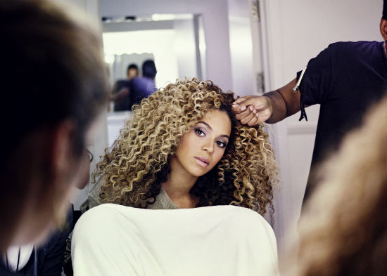 BEYONCE READIES FOR ITV SPECIAL1 Hot Shots: Beyonce Readies For A Night With Beyonce