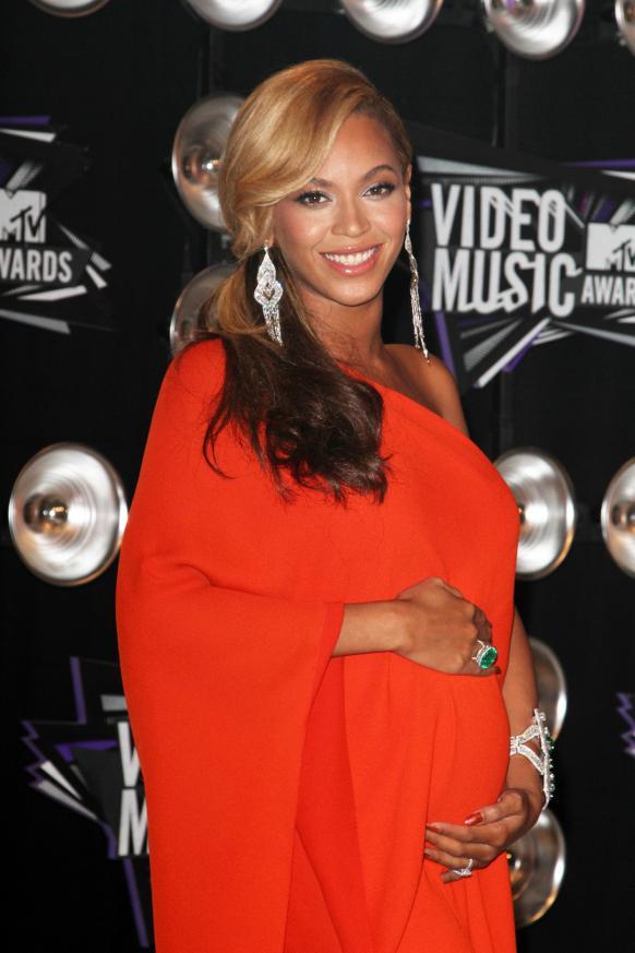 Beyonce Baby Beyonce and Baby Celestine