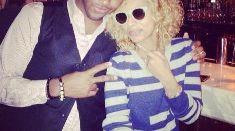 Hot Shot: Keri Hilson Charms Fan In West Hollywood