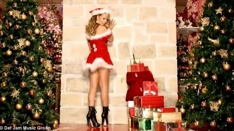 Hot Shots:  Mariah Carey Hints At Holiday Special