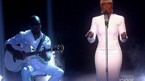 Watch: Mary J. Blige Performs 'Need Someone' On  X Factor USA