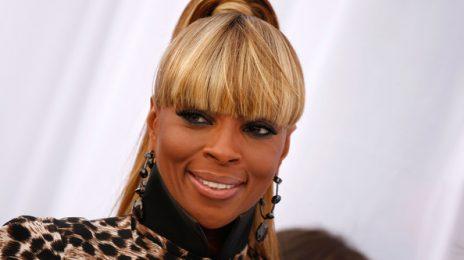 Mary J. Blige Nominated For Golden Globe