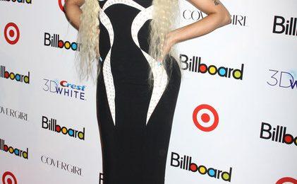 Watch:  Nicki Minaj Beams Over Grammy Nomination