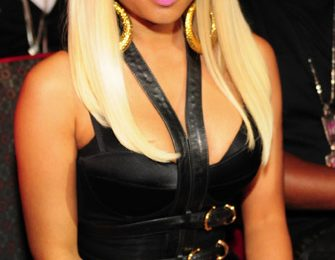 Nicki Minaj Receives 'Teacher Of The Year' Award