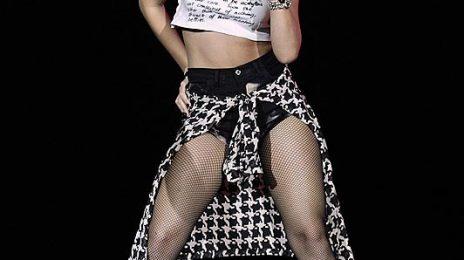 Watch: Rihanna Rocks 2011 'Jingle Bell Ball'