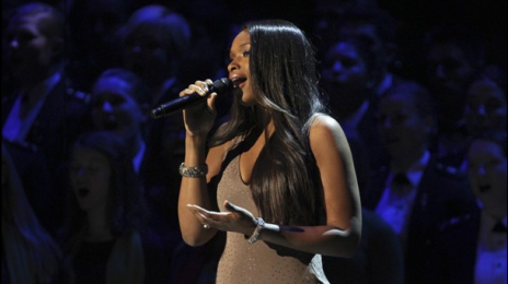 Hot Shots:  Jennifer Hudson Joins Justin Bieber and Cee Lo For 'Christmas In Washington'