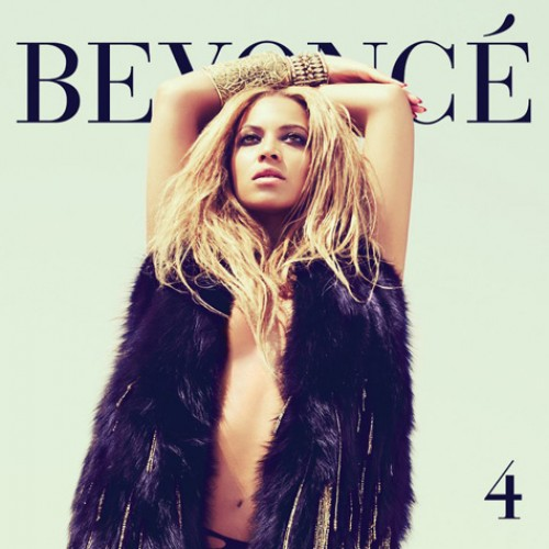 beyonce 4 cover Beyonces 4 Crosses 1 Million Sales Mark