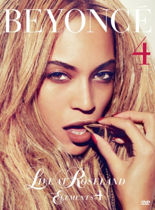 beyonce dvd 1 e1324046293938 Christmas Competition: Win Beyonces Live At Roseland: Elements of 4 DVD!
