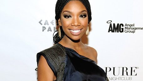 Brandy Eyes March 2012 For New Album Release