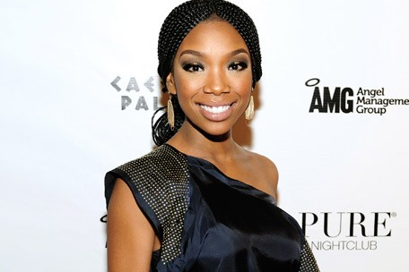 brandy Brandy Eyes March 2012 For New Album Release