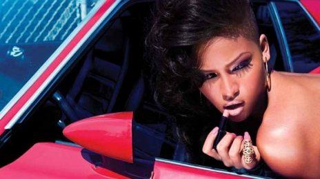 Cassie Promotes New Album On 106 & Park