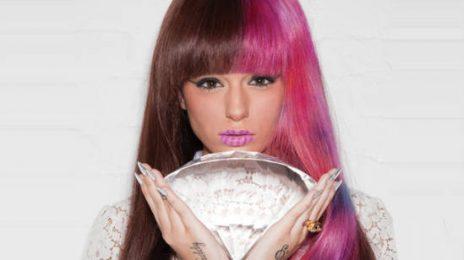 New Video: Cher Lloyd - 'Dub On The Track'