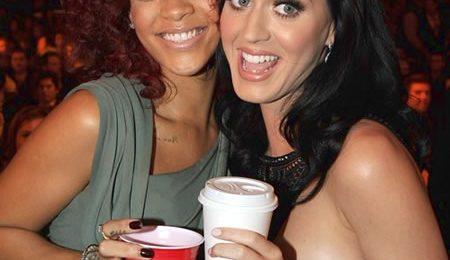 Chart Check:  Rihanna Surprises While Katy Rises