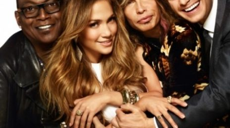 Hot Shot: J.Lo & Co Unveil Official 'American Idol' Promo Snap