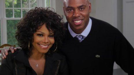 Hot Shot: Janet Jackson On 'The Insider'