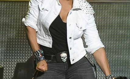 Hot Shots: Janet Jackson Rocks Miami