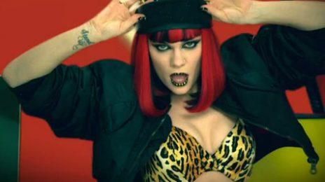 New Video: Jessie J - 'Domino'
