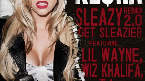 Must Listen: Ke$ha - 'Sleazy (Ft Lil Wayne, Wiz Khalifa, T.I., & André 3000)'