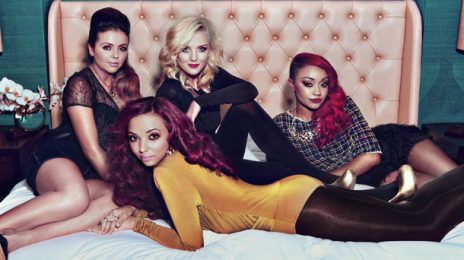Little Mix Shoot Straight to #1 With 'Cannonball'