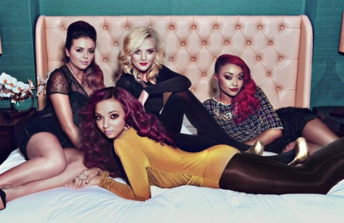 littlemix 1 e1324417716496 New Video: Little Mix   Cannonball