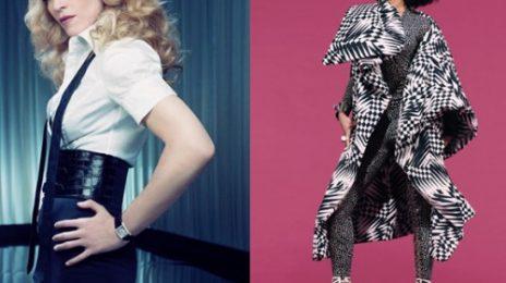 "Nicki Minaj On New Madonna Video: ""She Kissed Me!"""