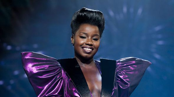 mishaB1 Watch: Misha B Rocks G A Y